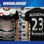 Pembuatan Kaos Futsal Printing Di Bekasi