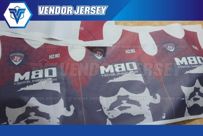 Pembuatan Kostum Futsal Printing Di Bekasi printing