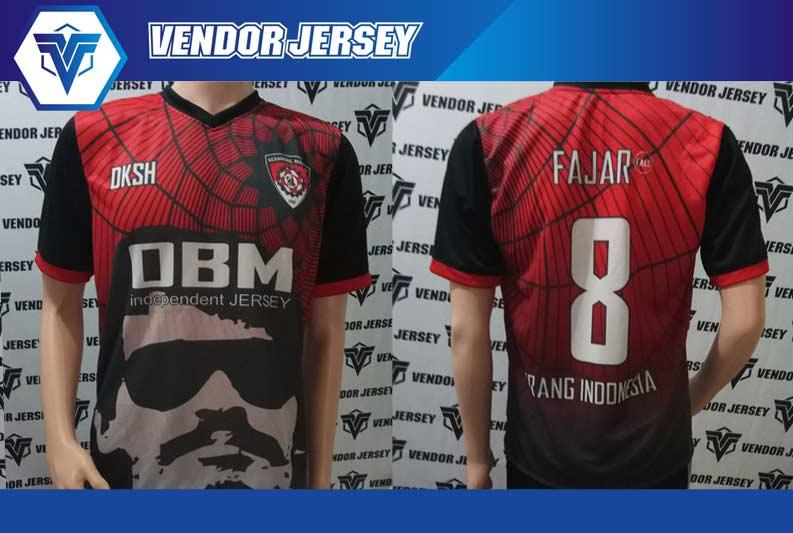 Pembuatan Kostum Futsal Printing Di Bekasi