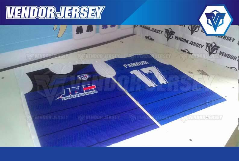 Tempat Bikin Baju Futsal Printing di Bekasi murah
