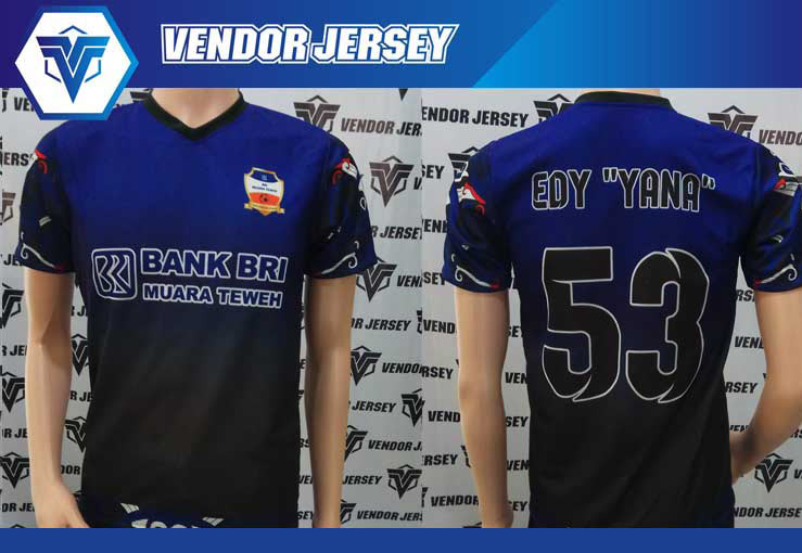 Tempat Bikin Baju Futsal di Bekasi printing