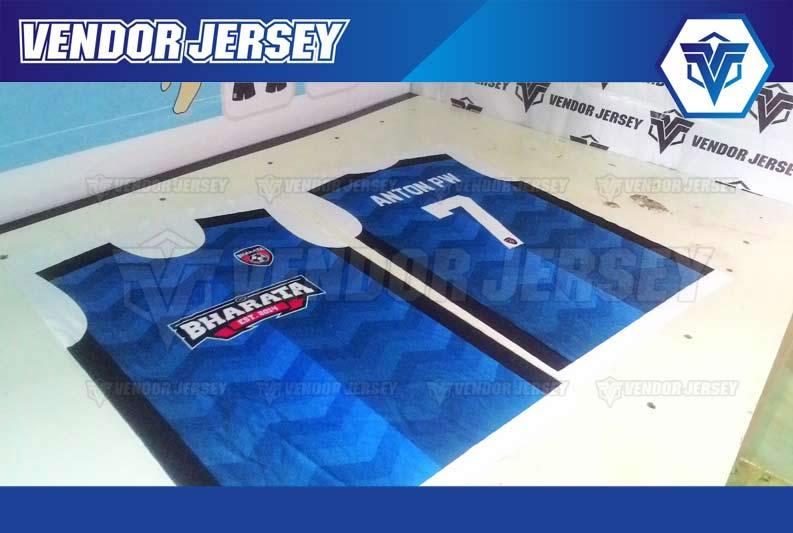 Tempat Bikin Jersey Futsal Printing di Bekasi custom