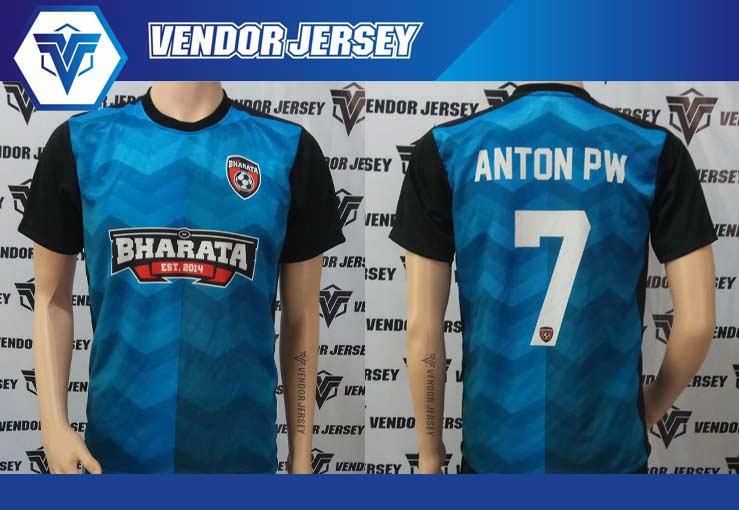 Tempat Bikin Jersey Futsal Printing di Bekasi
