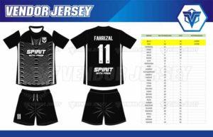 Tempat Bikin Kaos Futsal Printing di Bekasi