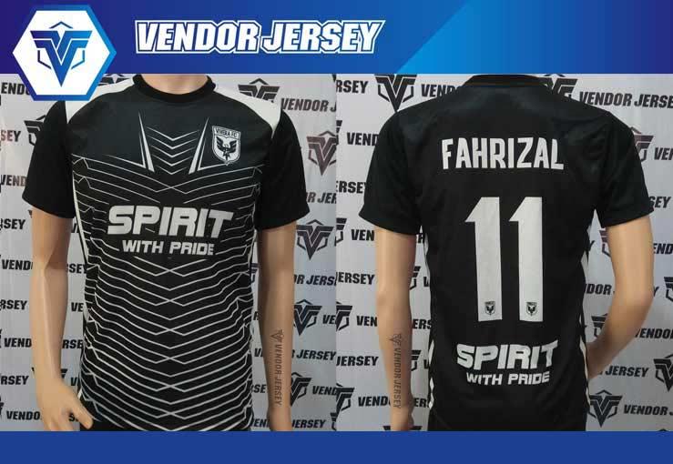 Tempat Bikin Kaos Futsal Printing di Bekasi terpercaya