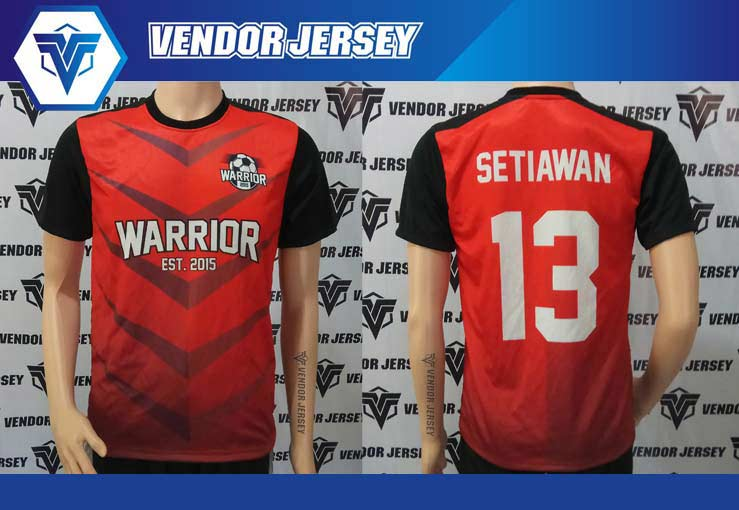 Tempat Bikin Seragam Futsal Printing di Bekasi harga murah