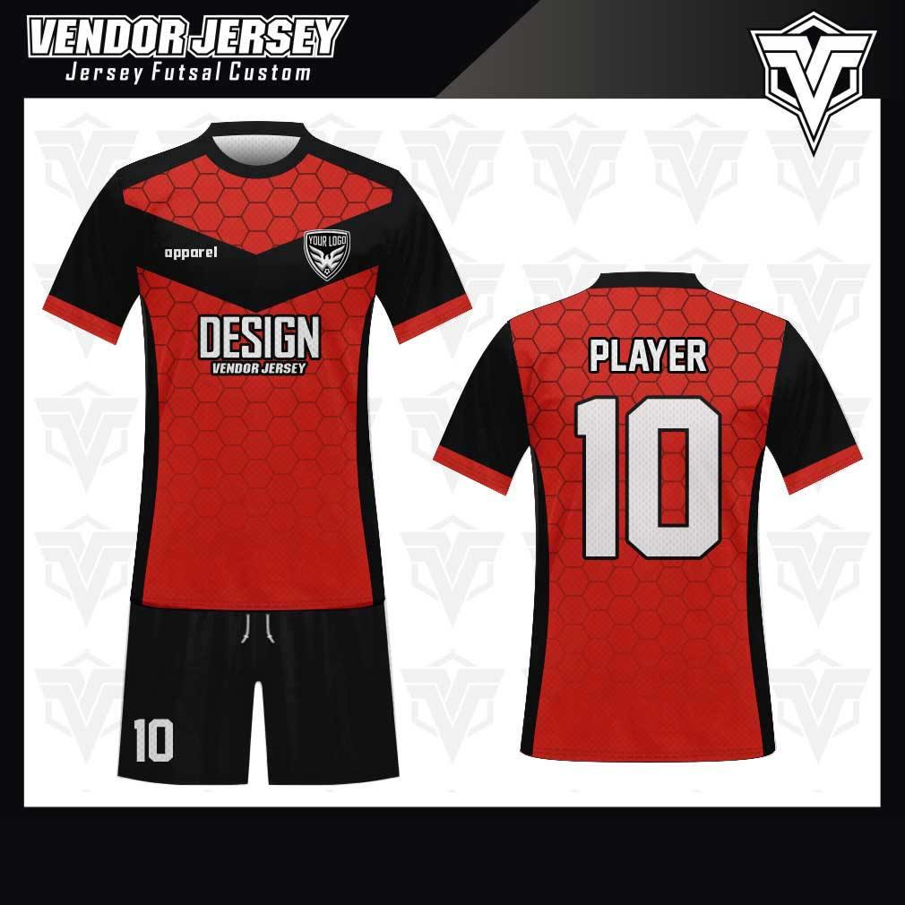 desain jersey futsal bekasi custom
