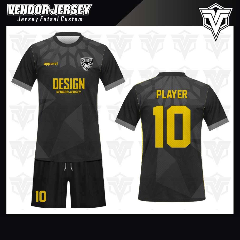 desain jersey futsal bekasi gambar keren