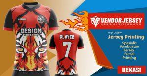 Bikin Kaos Futsal Printing Di Bekasi