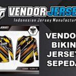 Jasa Pembuatan Jersey Sepeda Bekasi