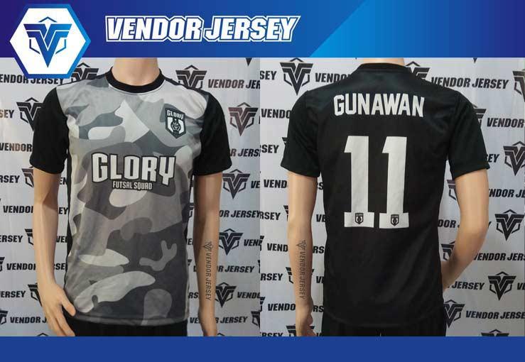 Bikin Baju Futsal di Bekasi murah