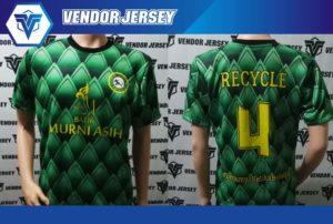 Printing Jersey Futsal di Bekasi Kualitas Oke