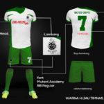 Bikin Seragam Futsal Di Bekasi desain custom