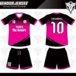 Buat Jersey Futsal Di Bekasi desain keren