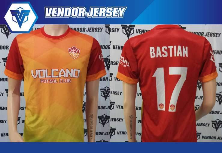 Konveksi Baju Futsal Printing di Bekasi terbaik