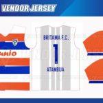 Konveksi Jersey Futsal Di Bekasi desain sendiri