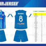 Konveksi Seragam Futsal Printing Di Bekasi custom desain