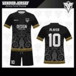 desain baju futsal bekasi batik gradasi
