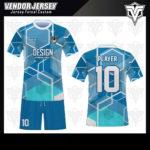 desain baju futsal bekasi terkeren