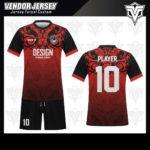 desain jersey futsal bekasi batik
