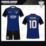 desain jersey futsal bekasi biru keren