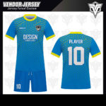 desain jersey futsal bekasi biru muda