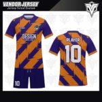 desain jersey futsal bekasi biru orange