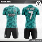 Kaos Futsal Printing Bekasi